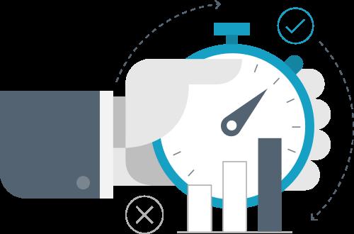 Aangedreven door ons next generation Connect API-platform, kan Decision Engine u ondersteunen bij het besparen van tijd en geld in uw organisatie