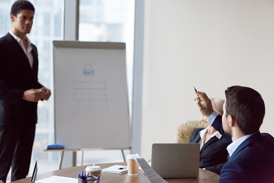 Le directeur financier doit toujours être objectif, même si cela peut parfois conduire à des conflits constructifs.