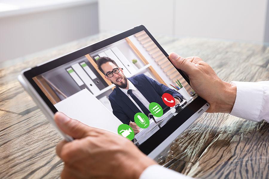 Gepersonaliseerde en praktijkgerichte opleidingen of trainingsessies in een virtuele omgeving om u als klant vooruit te helpen