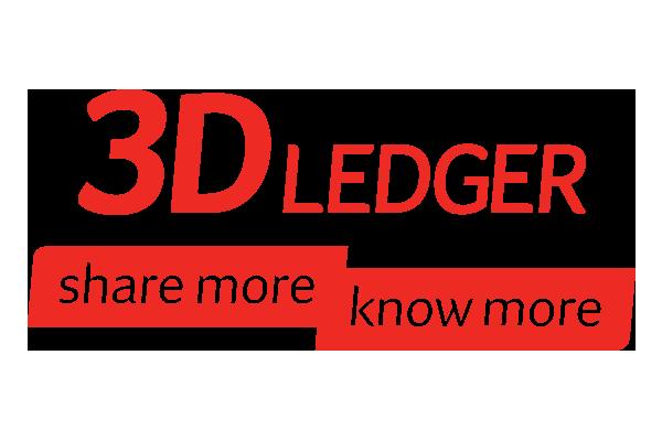 3D Ledger