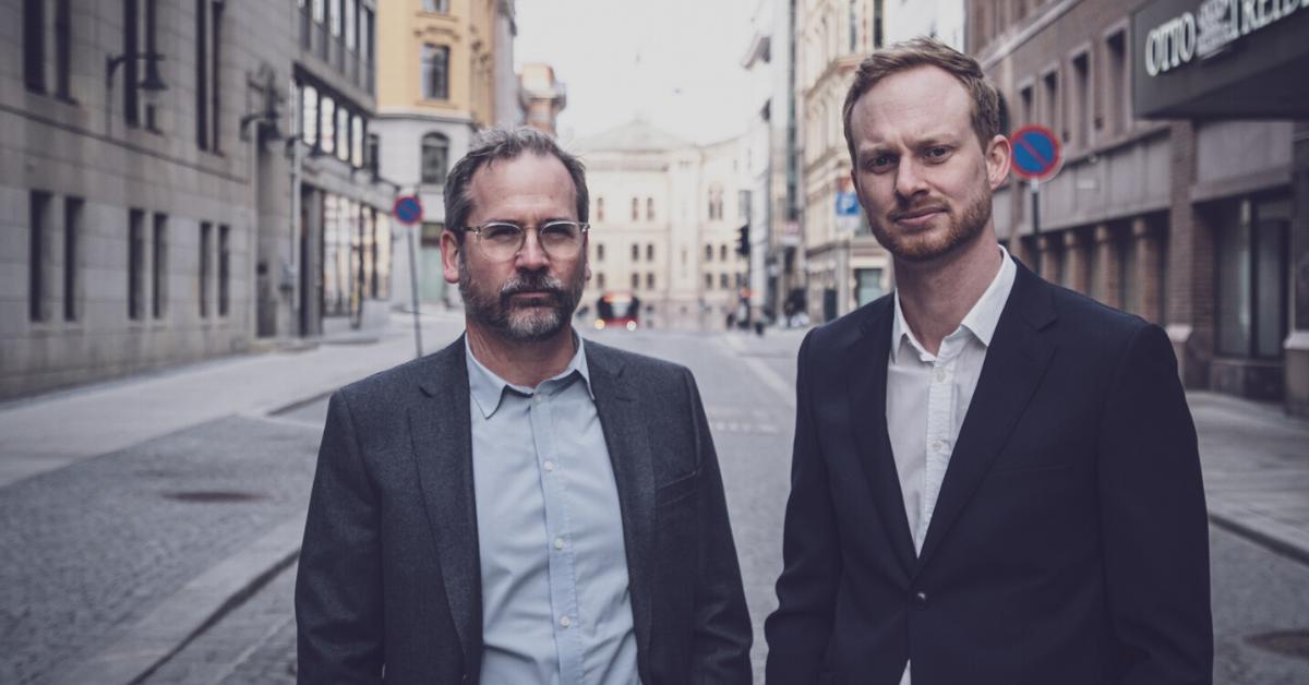 Per S. Fjærestad & Christian Aandalen