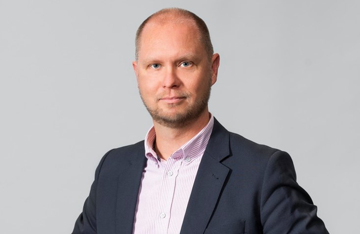 Daniel Wiberg, chefekonom på Företagarna
