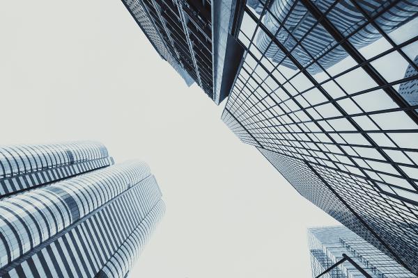 Skyscraper - the Symbol for growth